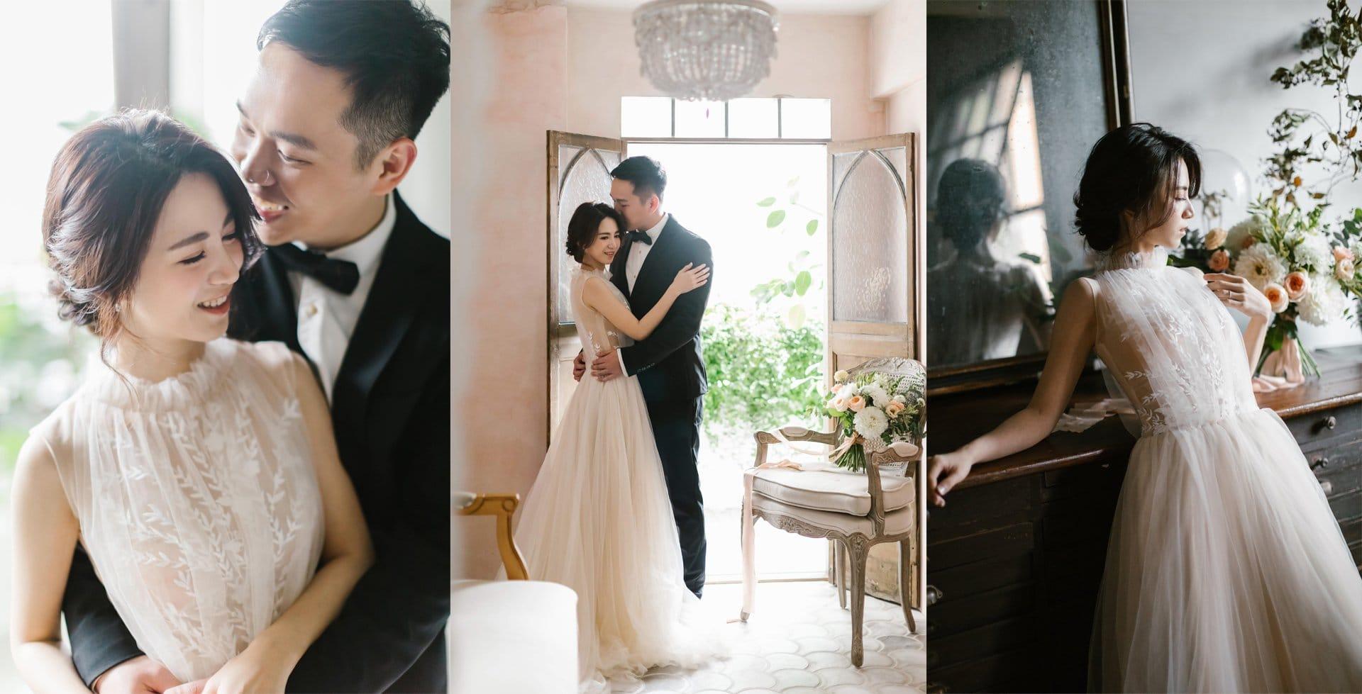 AG x 紅毯婚紗