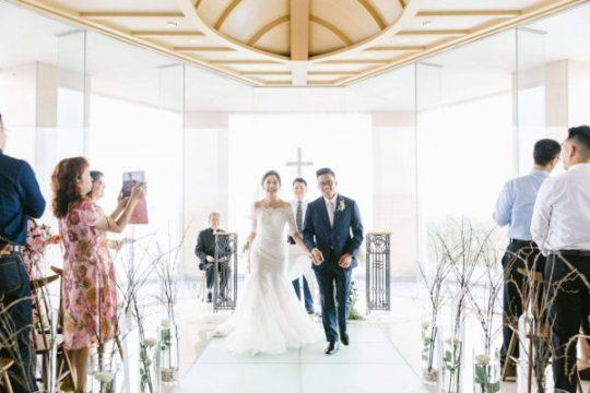 沖繩萬豪的美式婚禮,海外婚禮攝影