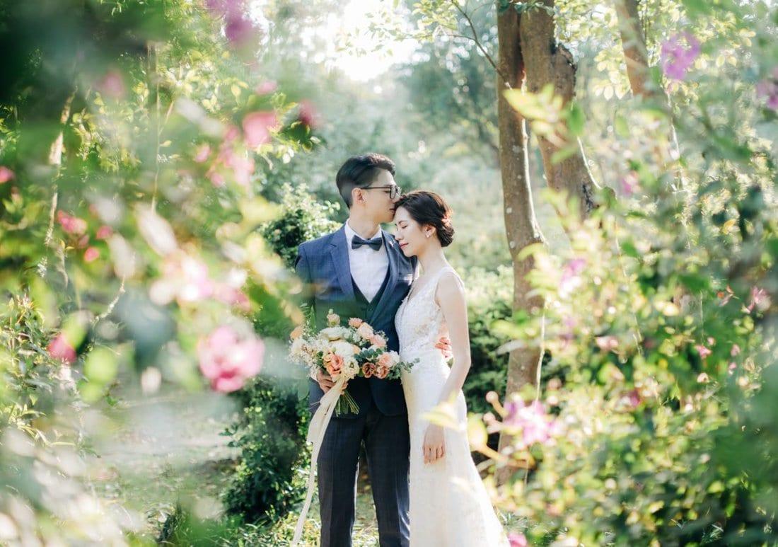 念念婚紗 x Amazing Grace x Emma Huang 婚紗照分享