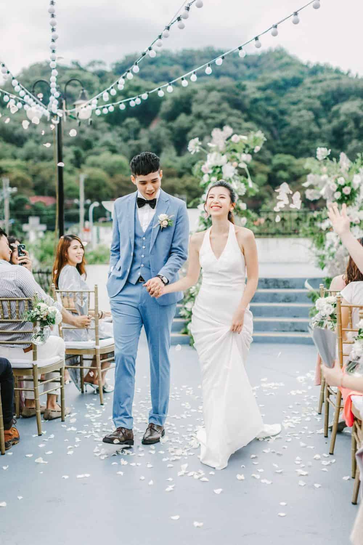 美式婚禮攝影,戶外婚禮